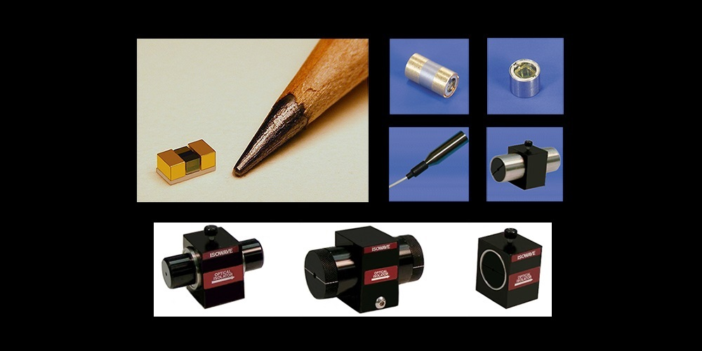 ISOWAVE Product Collage